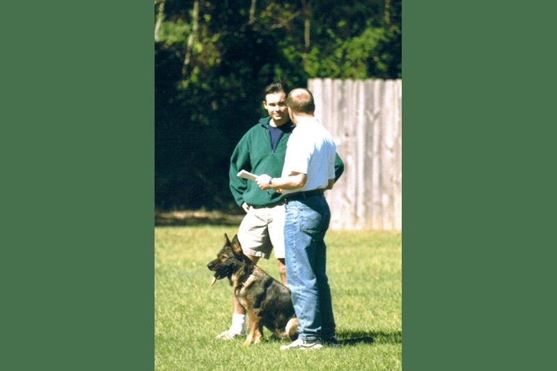 Sch Seminar and Trial with German Judge in Florida (circa 1996)